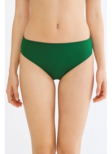 Penti Turuncu Basic Cover Bikini Altı Yeşil